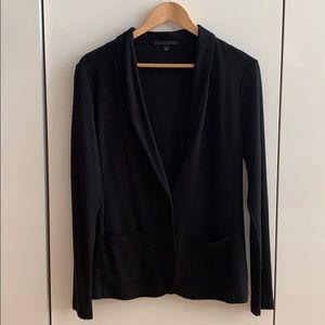 Black lightweight and comfy blazer